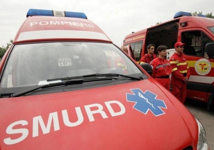 Un bărbat din Alba Iulia și-a pierdut viața, după ce a fost spulberat de o mașină pe trecerea de pietoni