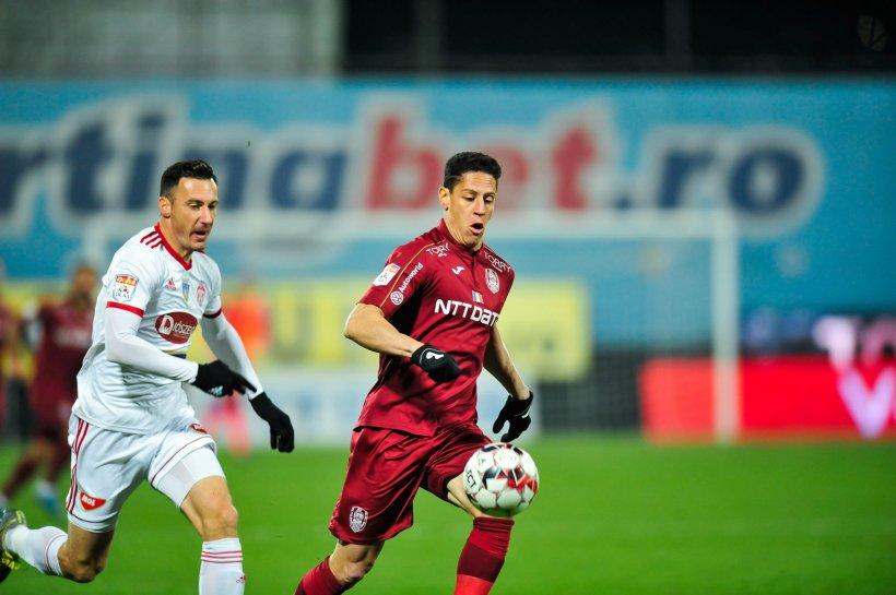 CFR Cluj a învins-o pe Celtic Glasgow cu 2-0 şi s-a calificat în şaisprezecimile Europa League