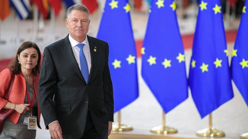 Klaus Iohannis: Retrogradarea perspectivei ratingului României s-a făcut din cauza bugetului prost făcut de guvernul anterior
