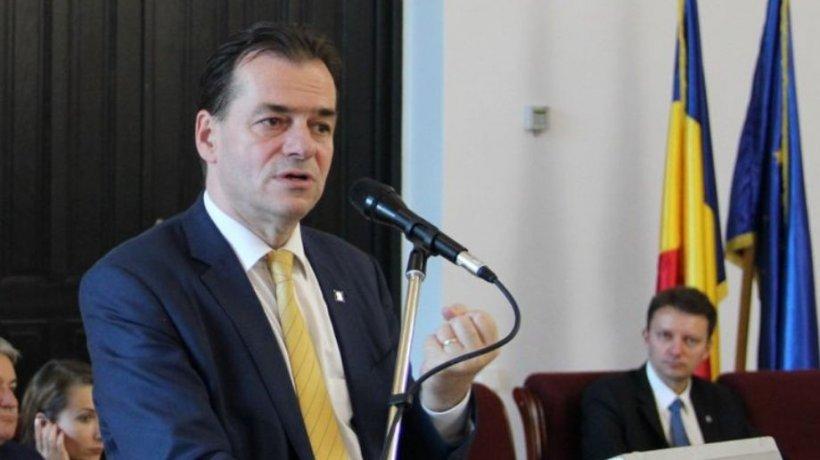 Ludovic Orban, despre alegerile anticipate: Una este discursul politic, alta posibilitatea de a realiza ceva