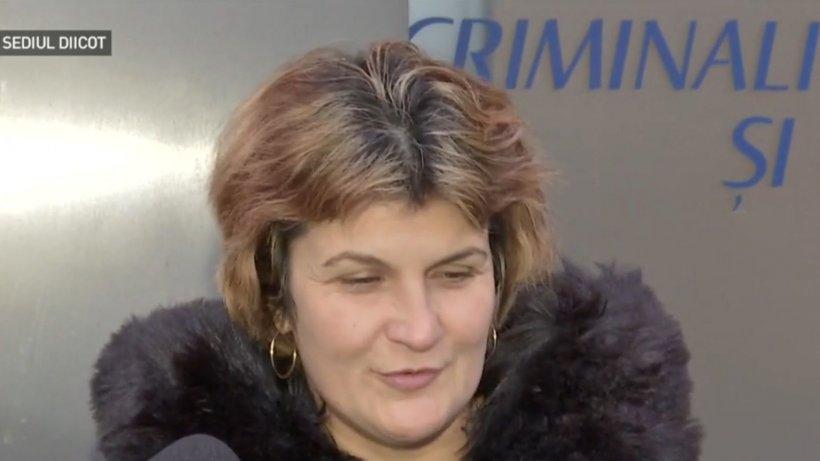 Mama Luizei Melencu, la DIICOT: Speranța moare ultima