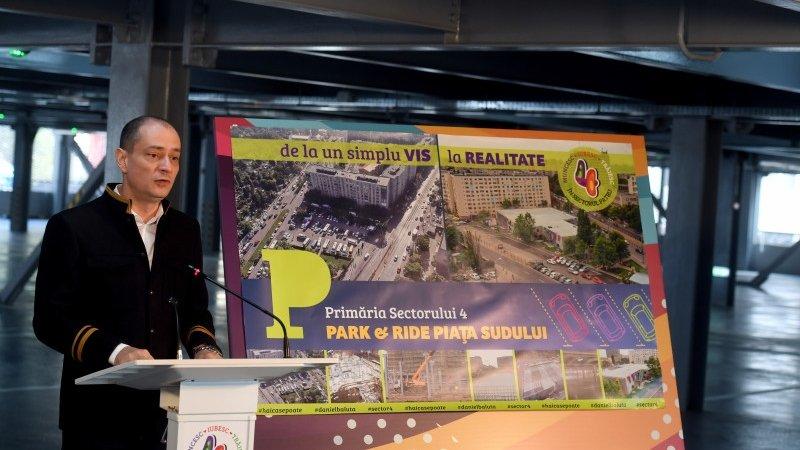 """Primarul Sectorului 4, Daniel Băluţă, a fost desemnat """"Primarul Anului 2019"""""""