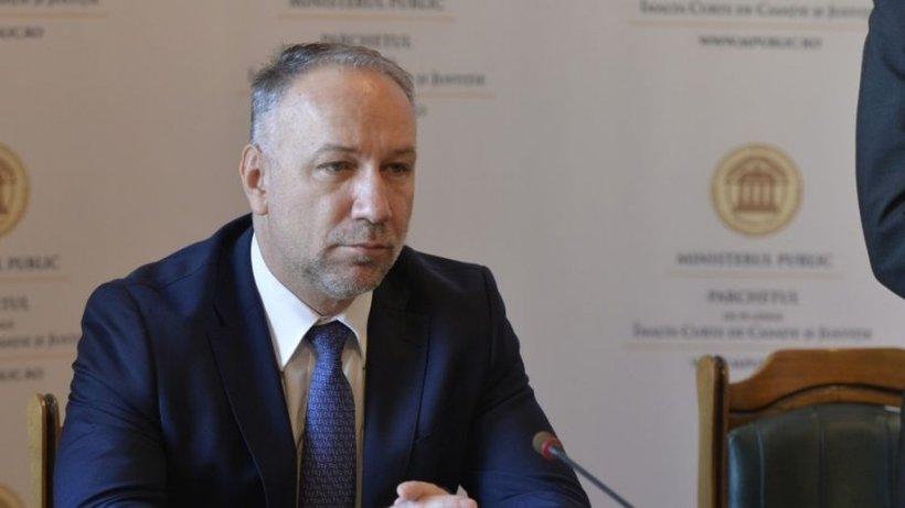 Procurorul general, declarații de ultimă oră la CSM: Atacurile susținute demotivează colegii