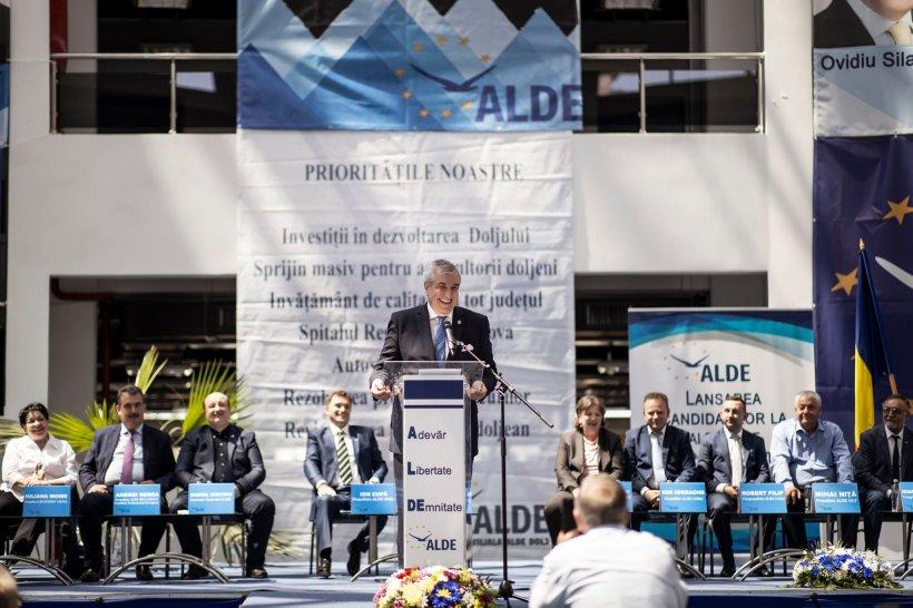 ALDE şi PMP intră la guvernare, pe ușa din spate