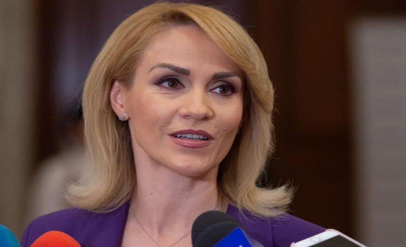 Gabriela Firea îl provoacă pe Ludovic Orban să candideze la Primăria Capitalei