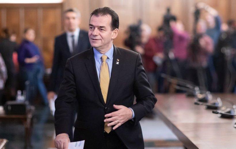 Ludovic Orban, întrebat dacă se amână legea bugetului: Răspunsul premierului