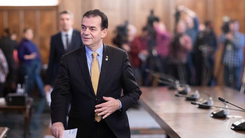 SONDAJ: Aveți încredere în Guvernul Orban?