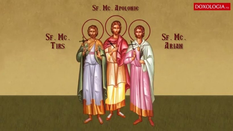 CALENDAR ORTODOX 14 DECEMBRIE. Ce sfinți mari sunt sărbătoriți astăzi?