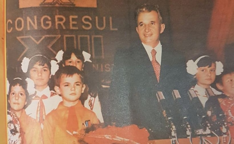 """Cum scria Nicolae Ceaușescu. Așa arată singurul document rămas, scris chiar de """"Tovarășul"""" - FOTO"""