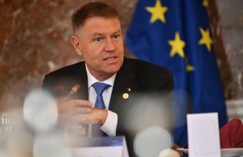 Klaus Iohannis va primi Premiul Charlemagne pentru promovarea valorilor europene