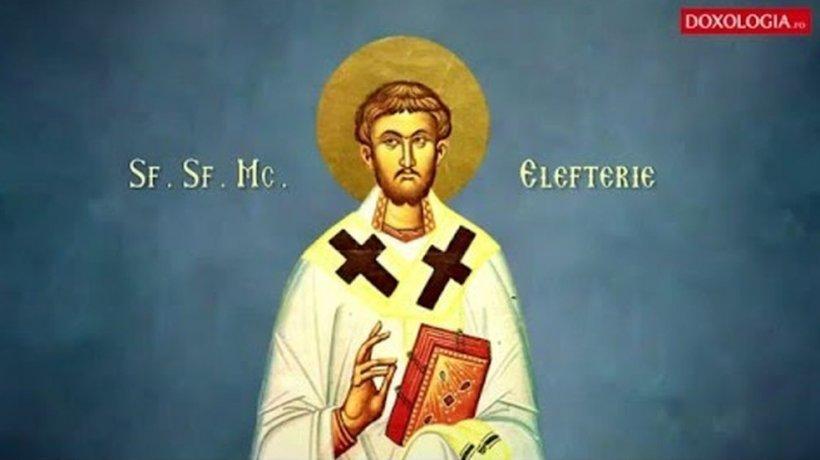 CALENDAR ORTODOX 15 DECEMBRIE. Ce sfânt este sărbătorit astăzi?