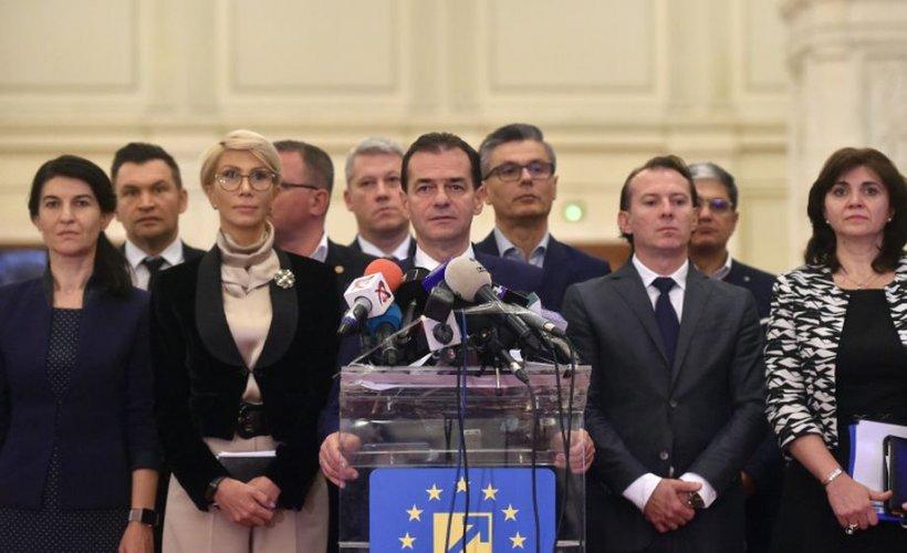 """Conducerea PSD discută despre demiterea Guvernului Orban. Ciolacu: """"Este posibil orice"""""""