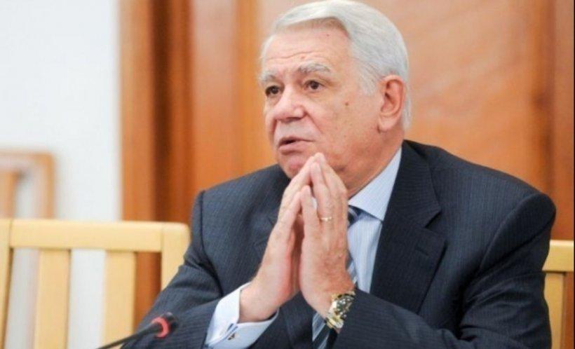 """Deputat USR, nemulţumit că Meleşcanu a condus şedinţa solemnă a Parlamentului dedicată marcării a 30 de ani de la Revoluţie: """"Comunist cu state vechi"""""""