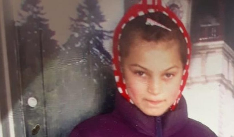 Minora de 11 ani, dată dispărută de mamă, a fost găsită la Caracal. Ce le-a spus polițiștilor