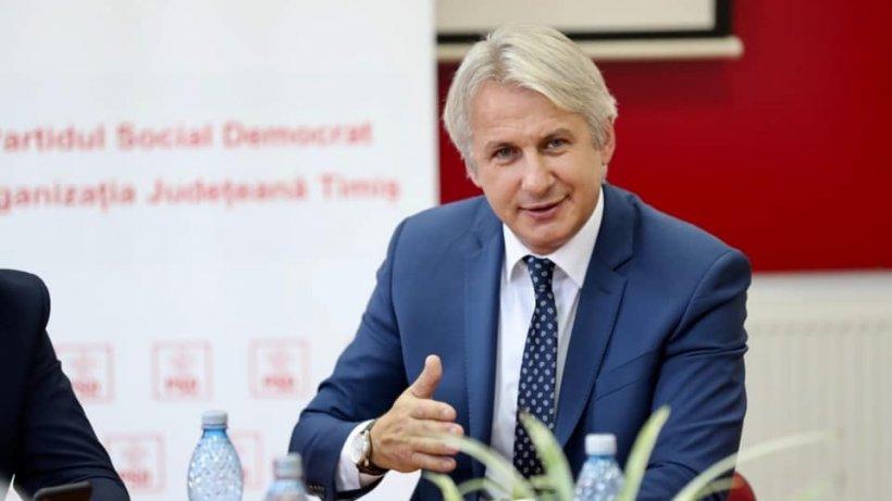 Surse: PSD, un nou scandal pe funcţii. Ce i s-a promis lui Eugen Teodorovici