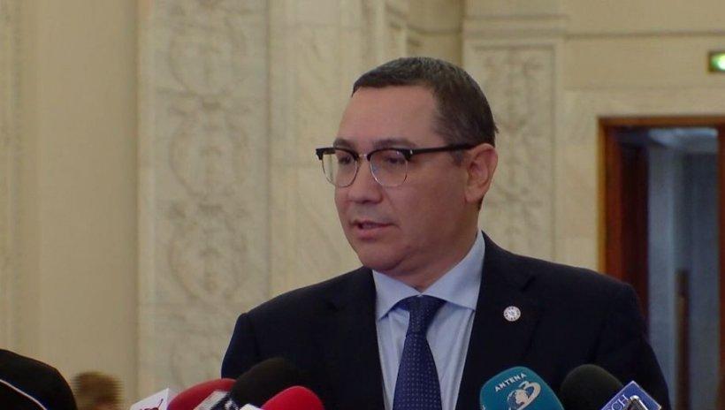 """Victor Ponta, prima reacție la acuzațiile lui Adrian Porumboiu: """"Este o cretinătate"""""""