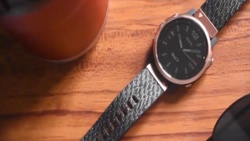 24 IT. Test în sală cu un smartwatch nou: Fenix de la Garmin