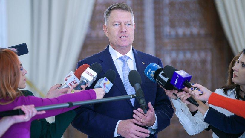 Iohannis: O contestare la CCR a bugetului ar aduce o întârziere care nu ajută pe nimeni