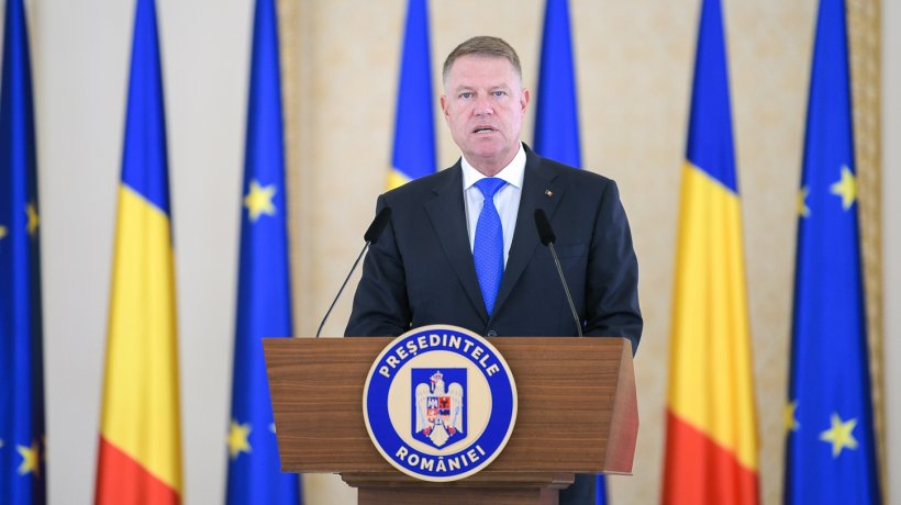 """Klaus Iohannis: """"Intenționez să-l promovez pe Radu Ioanid ambasador în Israel"""""""