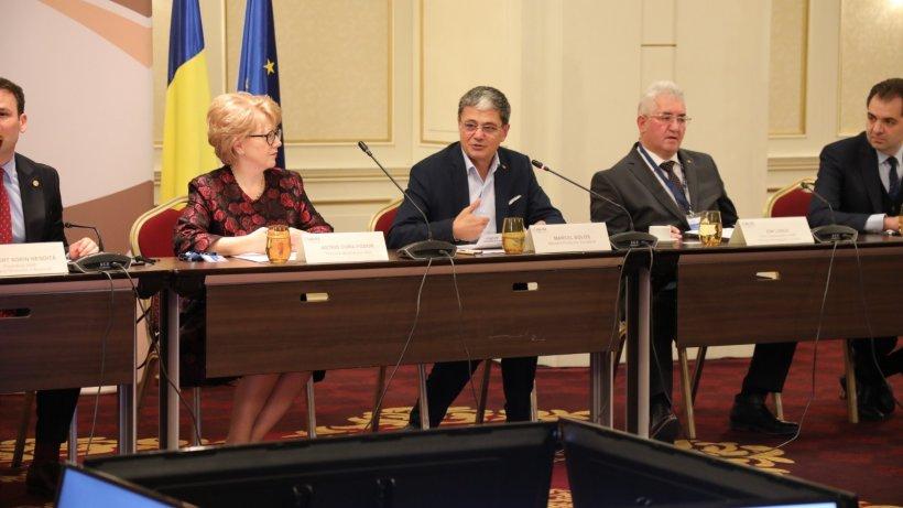 Ministrul Fondurilor Europene, Ioan Marcel Boloș: La anul va trebui să atragem minim 2.2 miliarde de euro din fonduri europene