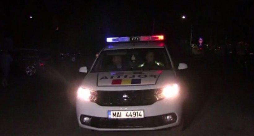Scene şocante în Tecuci! Bărbat înarmat, împuşcat de poliţişti în plină stradă