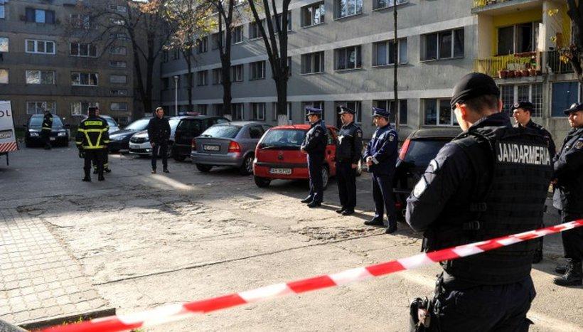 Bloc din Slatina, evacuat după ce locatarii au simțit miros de gaze. Pompierii au intervenit de urgență