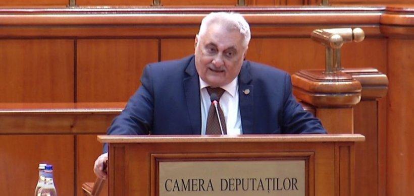 """Circ în Parlament pe dublarea alocațiilor copiilor. Nicolae Bacalbașa și liderul deputaților PNL s-au insultat în plen: """"Mirosea violent a alcool"""""""