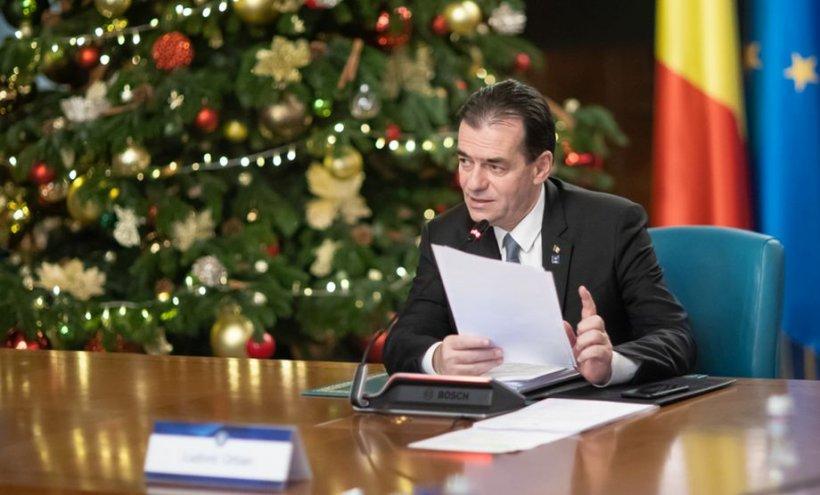 Ludovic Orban a decis: Guvernul îşi asumă răspunderea pe legea bugetului și modificarea OUG 114