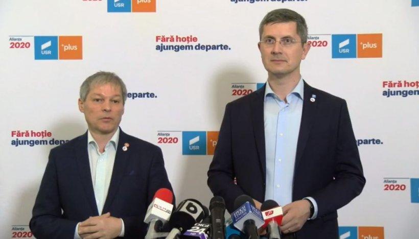 Cuplul Barna-Cioloș cere liberalilor și lui Klaus Iohannis alegeri anticipate