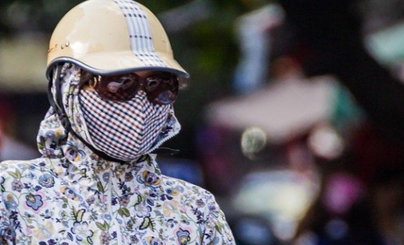 Poluare uriaşă într-una dintre cele mai importante destinaţii turistice ale lumii. Oamenii sunt sfătuiţi să stea în casă sau să poarte măşti de protecţie