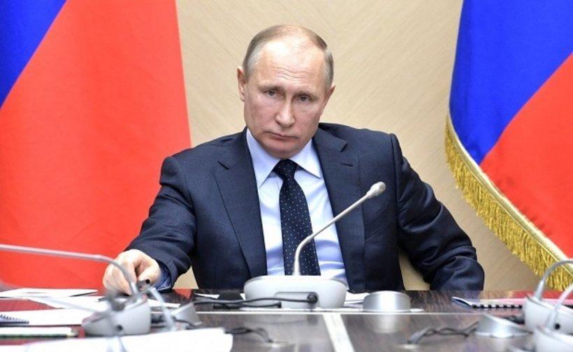 Vladimir Putin: Procedura de destituire împotriva lui Donald Trump se bazează pe acuzaţii inventate