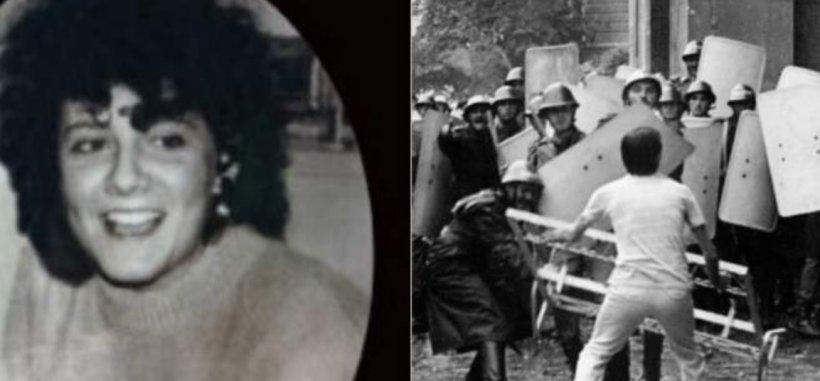"""30 de ani de la Revoluție. """"Fata cu cizme albe mi-a murit în brațe"""" - Pe Diana au împușcat-o în cap, au târât-o pe asfalt și au încercat s-o ascundă. Avea 17 ani când a devenit o eroină"""