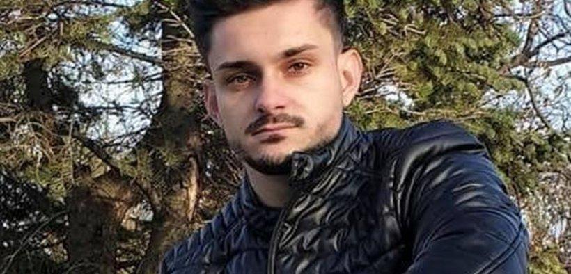 Alexandru Sandu are 22 de ani și a dispărut fără urmă. Poliția a dat alerta. Familia oferă recompensă de 10.000 de euro