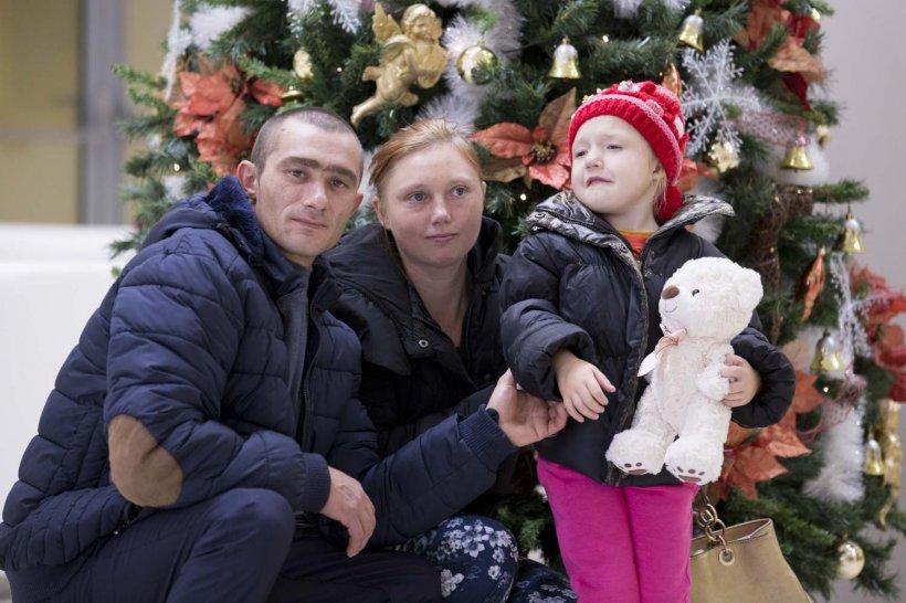 Cadou de Crăciun pentru o fetiță de cinci ani din Dolj – Inima Denisei este în sfârșit sănătoasă