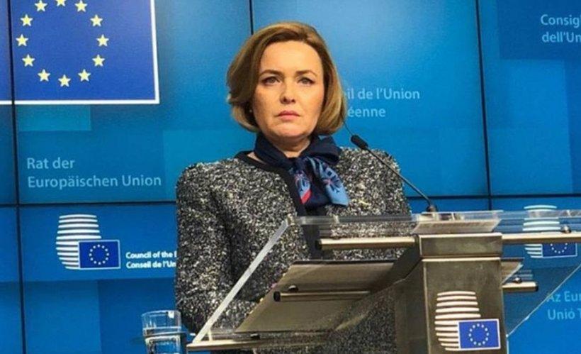 Carmen Dan, după audierea la DIICOT în dosarul protestelor din 10 august:  Nu am vorbit cu Liviu Dragnea