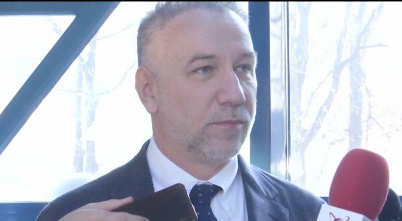 Delegarea lui Bogdan Licu ca procuror general, prelungită de CSM