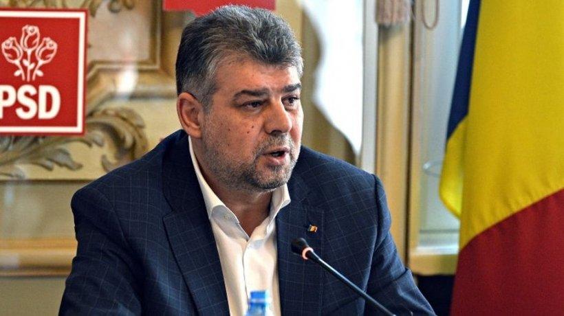 Marcel Ciolacu: Propun CExN al PSD de luni ca la Congres candidaturile să fie pe moţiuni