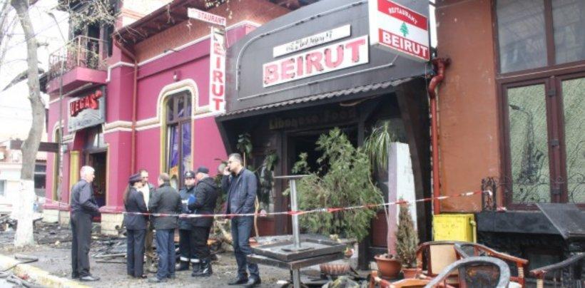 Patronul restaurantului Beirut din Constanţa, prins de poliţişti (surse)