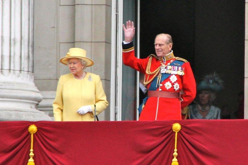 Prințul Philip al Marii Britanii, internat în spital înainte de Crăciun