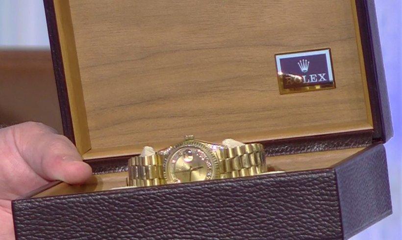 Cum arăta ceasul purtat de Nicolae Ceaușescu în momentul execuției. Cine a luat Rolex-ul dictatorului, imediat după ce dictatorul a fost ucis