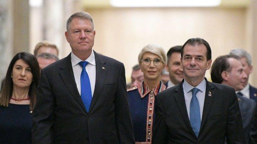 Klaus Iohannis și premierul Orban participă la slujba de pomenirea a eroilor Revoluției