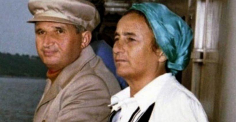 Motivul pentru care Nicolae Ceaușescu n-a putut divorța niciodată de Elena Ceaușescu