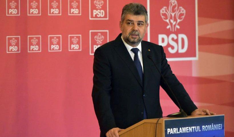 Marcel Ciolacu s-a răzgândit. PSD nu exclude varianta moțiunii de cenzură