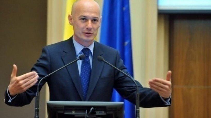 Fostul viceguvernator BNR Bogdan Olteanu, condamnat la șapte ani de închisoare