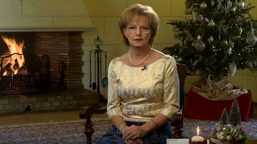 MS Margareta, mesaj emoționant de Crăciun pentru toți românii