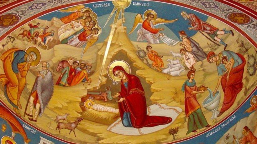 CALENDAR ORTODOX 25 DECEMBRIE. Mare sărbătoare astăzi pentru creștinii ortodocși