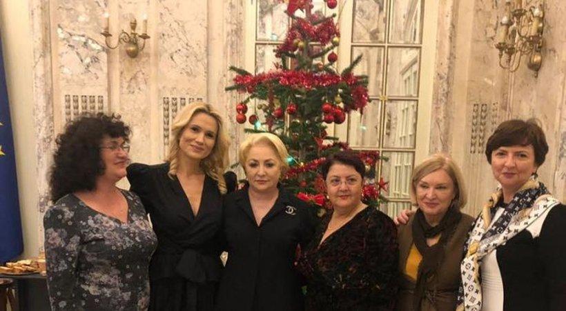 Viorica Dăncilă, postare surprinzătoare pe Facebook de Crăciun