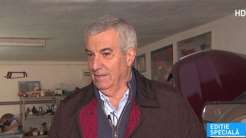 """INTERVIU Călin Popescu Tăriceanu, dezvăluiri din culisele politicii: """"Cea mai importantă decizie de anul acesta a fost ieșirea de la guvernare. Doamna Dăncilă a fost foarte surprinsă"""""""