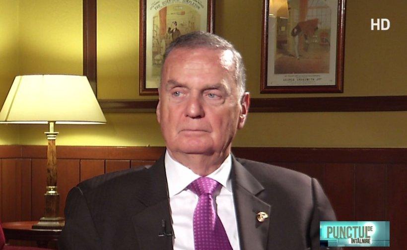 """INTERVIU. Generalul James Jones, fost Comandant Suprem al Forțelor Aliate din Europa și consilier al președintelui SUA: """"Rolul pe care-l joacă România în NATO este extrem de important"""""""