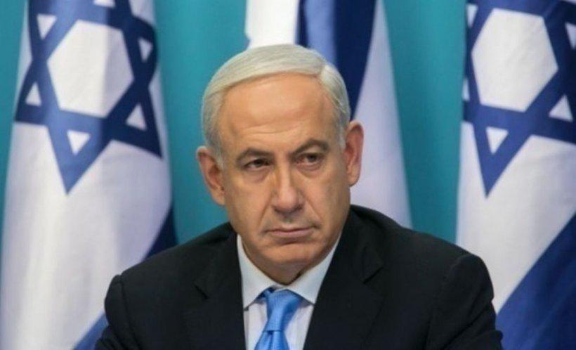 Premierul israelian Netanyahu, evacuat de urgență în urma unui anunț de atac